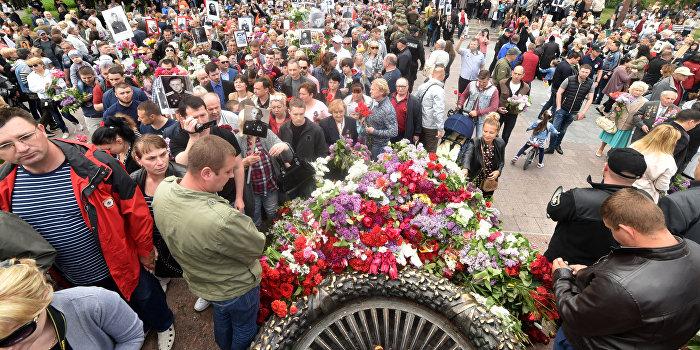 Одесса не изменила себе: День Победы в городе-герое