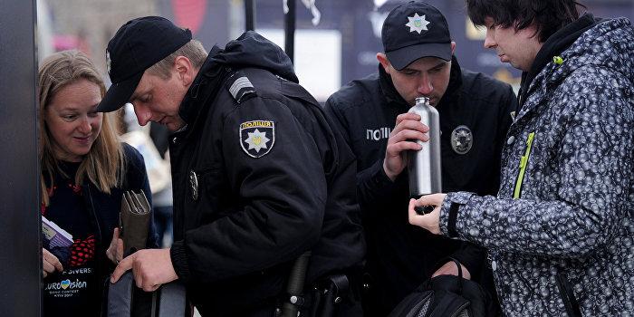 Продемонстрировавшему на «Евровидении» ягодицы пранкеру грозит 5 лет тюрьмы