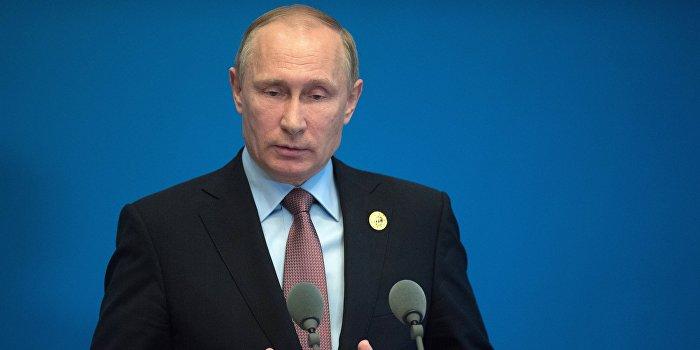 Путин: Украина не в состоянии проводить мероприятия уровня «Евровидения»