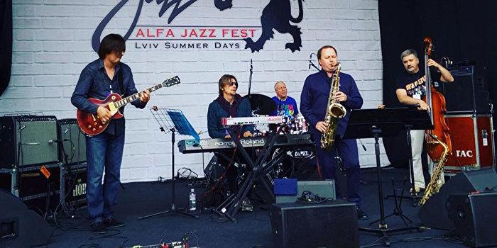 Крупнейший украинский джазовый фестиваль убирает из названия «Альфа-Банк»