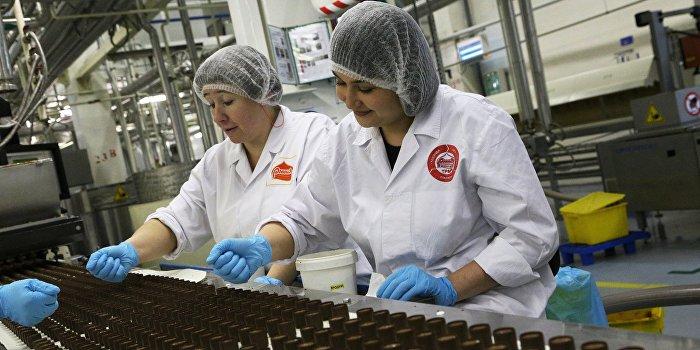 Порошенко вытесняет российских конкурентов с шоколадного рынка
