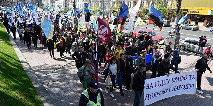 Корнейчук: Украинское общество неспособно навязать  политикам свою повестку дня
