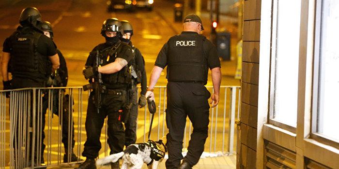 Полиция задержала подозреваемого во взрывах в Манчестере