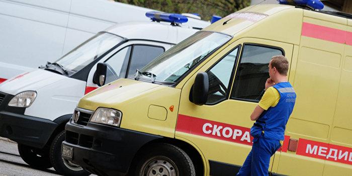 Шесть украинцев погибли в ДТП в России