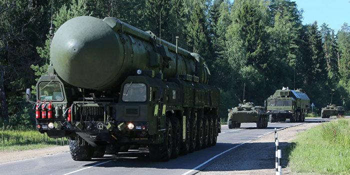 Спикер Рады нашел в Крыму ядерное оружие