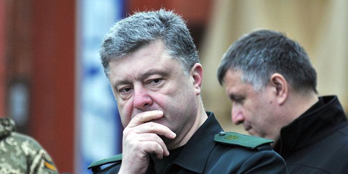 National Interest: Порошенко расколет страну, затыкая рты русскоязычным украинцам
