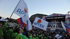 ДНР и ЛНР пока только номинированы на государственность в «Артеке»