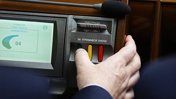 Второй срок в обмен на часть полномочий Порошенко