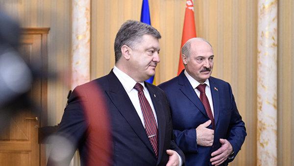 Новый адвокат Белоруссии на Западе: Порошенко может занять место Саакашвили