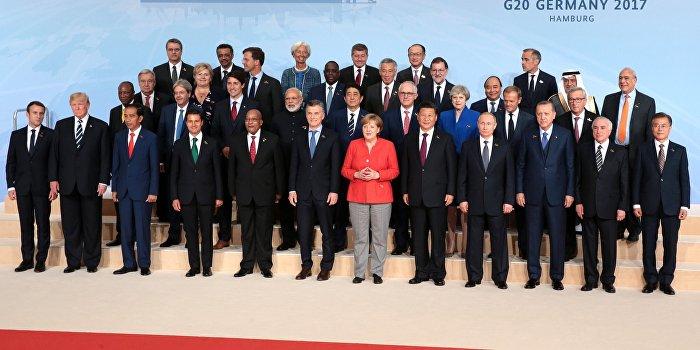 Саммит G20: диспозиция по Украине