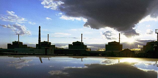 Слишком много электричества: энергоблок Запорожской АЭС отключен