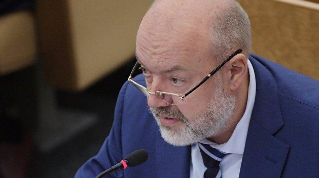В Госдуме предложили узаконить публичное отречение от гражданства Украины