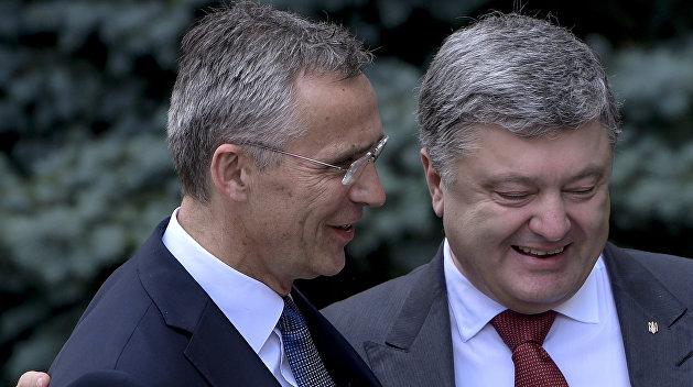 Украина оправдывает существование НАТО