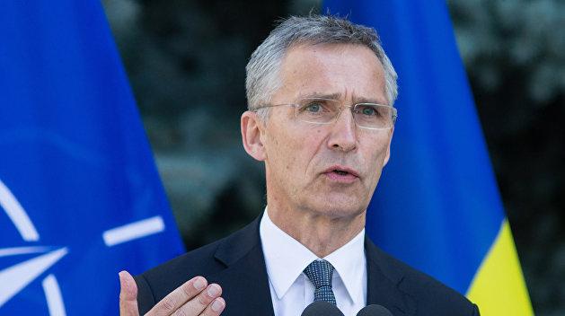 В политике Украины отсутствует преемственность в вопросе вступления в НАТО