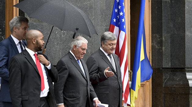 Кнырик: О задачах, которые Тиллерсон и Волкер поставили Украине