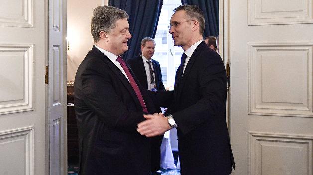 Альянс и мезальянс: каковы шансы Украины на вступление в НАТО после визита Столтенберга - RT