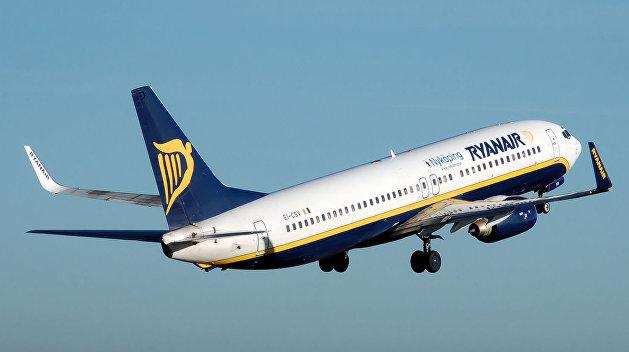 Авиакомпания Ryanair будет летать в Европу из Херсона