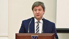 Данилюк рассказал, какими должны быть расходы на оборонный сектор Украины