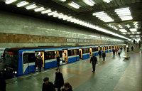 Сильная паника. Взрыв в вагоне метро испугал киевлян