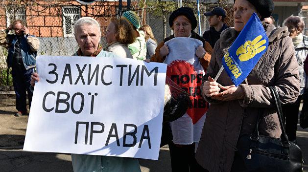 Более трети украинцев готовы выйти на новый Майдан