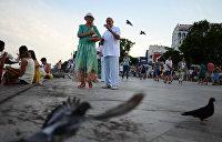 Арифметика отдыха: В Крыму подсчитали, сколько проедают туристы