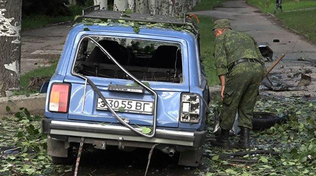 ЛНР: Киев устроил теракты в Луганске, чтобы сорвать переговоры Путина и Трампа на G20