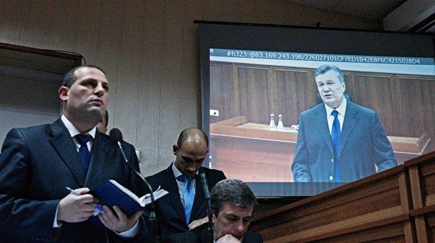 Луценко назвал суд над Януковичем достижением года