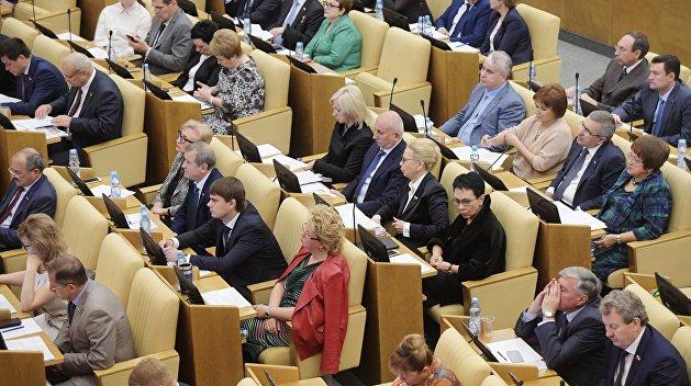 Госдума утвердила текст присяги для получения российского гражданства