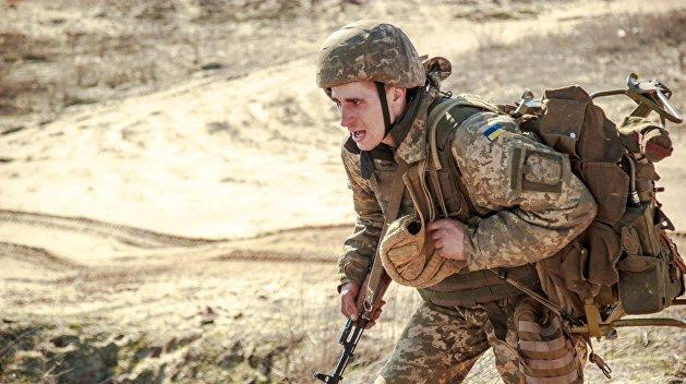 Басурин: Бойцы ВСУ отступили после массированной атаки