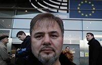 Коцаба отказался от политического убежища в Бельгии