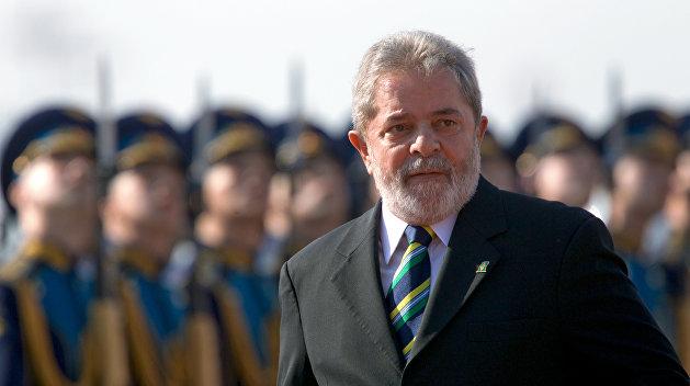 Бывший президент Бразилии приговорен к 9,5 года тюрьмы