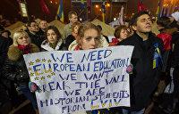От революции до лингвистического террора: в соцсетях разгорается спор по украинскому закону об образовании