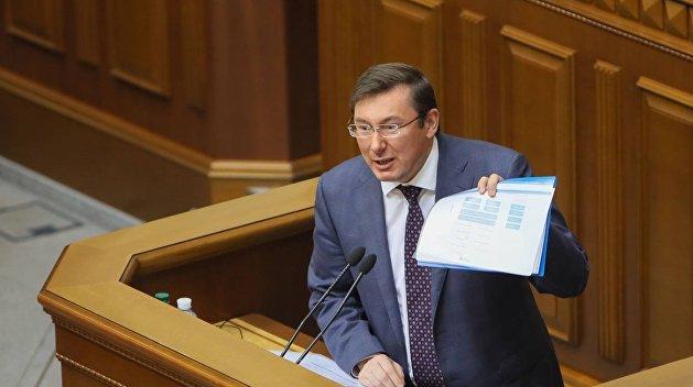 Савченко — агент ФСБ? Луценко имеет факты