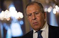 Сергей Лавров: Украина и Прибалтика дискриминируют русских