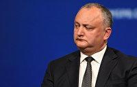 Конституционный суд Молдавии разрешил парламенту обойти вето президента