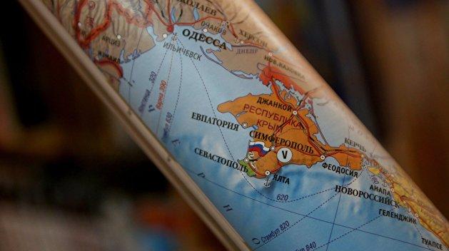 На Украине готовятся изменить статус Крыма