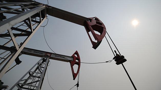 Цена на нефть достигла своего минимума с августа 2017 года