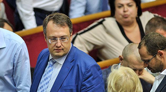 Геращенко объяснил, почему нельзя увольнять Холодницкого
