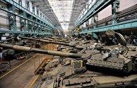 В Харькове блогеры проникли на завод и станцевали на военной технике
