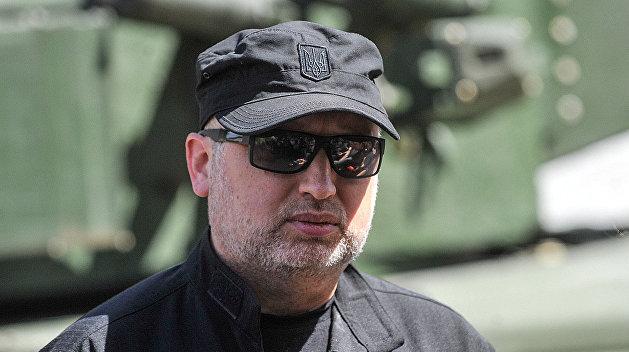 Граната «точка Джи»: Турчинов показал «новейшее» оружие Украины