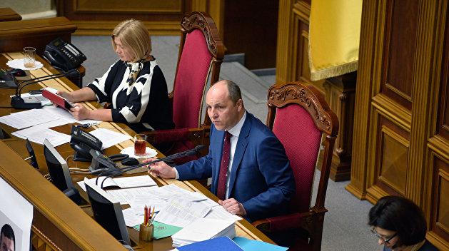 Комитет Рады дал добро на арест Розенблата