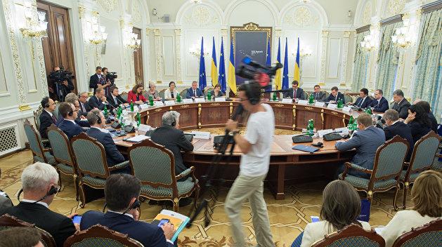 Политолог: На саммите Украина-ЕС все решили свои внутренние проблемы