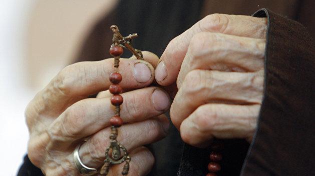 Нападение на православную церковь в Чернигове: Не стали грабить, просто подожгли