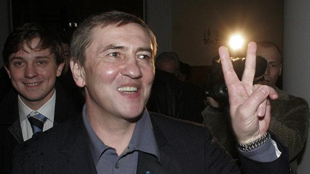 Генпрокуратура взялась за бывшего мэра Киева Черновецкого
