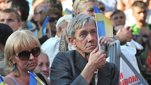 Треть жителей Украины не поддерживают ни одну из партий страны