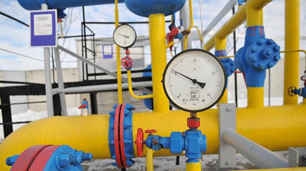 Холодная осень: Украина качает газ