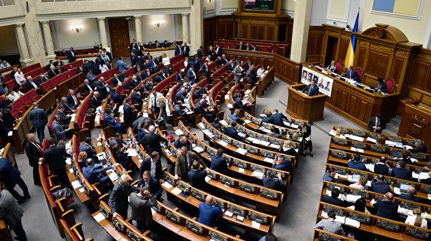 Депутаты расписали порядок молитв в Верховной Раде