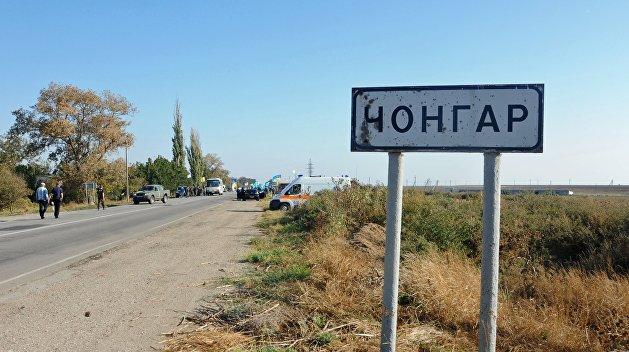 Украинцы выстроились в километровые очереди в Крым