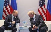Трамп рассказал о «замечательном разговоре» с Путиным