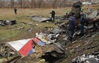 ДНР призвала Нидерланды забрать останки погибших при катастрофе рейса MH-17